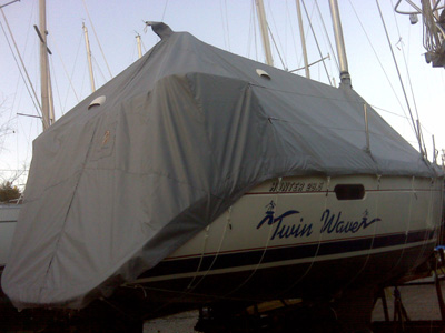Option - Enclosed Stern